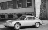 Porsche 356B Carrera GTL Abarth (1960)