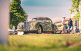 Bentley R-Type Continental at Goodwood Festival of Speed 2019