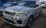 2018: Range Rover Sport PHEV