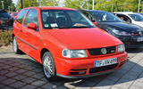 The original Polo GTI