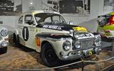Rally-winning PV 544 (1965)