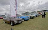 The Rover P6