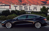 2018: Tesla Model 3