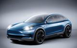 2019: Tesla Model Y