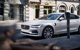 AUGUST: Volvo S90 T8