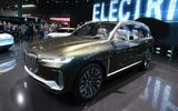 BMW has previewed its plans for a luxurious new SUV