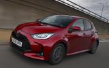 2021: Toyota Yaris