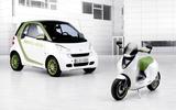 Paris motor show: Smart escooter