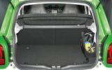 Smart Forfour Electric Drive boot space