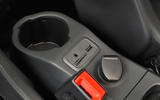 Smart Forfour Electric Drive cupholder