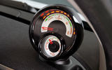 Smart Forfour Electric Drive electric gauge