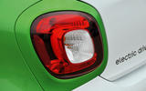 Smart Forfour Electric Drive rear lights