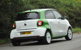 Smart Forfour Electric Drive rear