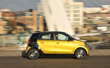 SMart Forfour side profile