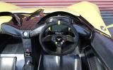 Elemental RP1 driver's seat