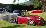 Spyker B6 Venator Spyder makes European debut