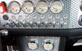 Spyker C8 information dials