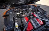 8.4-litre V10 SRT Viper TA engine