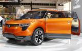New Ssangyong X100 to rival Nissan Juke