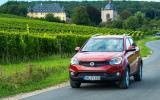 2014 SsangYong Korando first drive review