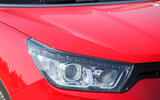 Ssangyong Tivoli XLV headlight