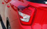 Ssangyong Tivoli XLV rear light