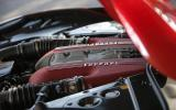 Ferrari F12tdf 6.2-litre V12 engine