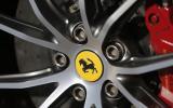 Ferrari F12tdf alloy wheels