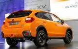 Frankfurt show - Subaru XV