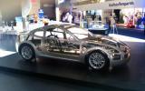 Frankfurt show - Subaru BRZ