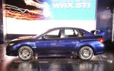 Impreza WRX STI saloon to return