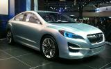 Subaru plans design revolution