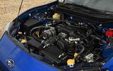 2.0-litre Subaru BRZ boxer engine