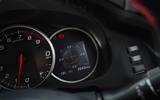 Subaru BRZ G-force meter