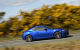 Subaru BRZ side profile