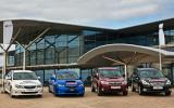 Quick news: Opel out of China; Toyota FCV trials; Subaru calls for more dealers
