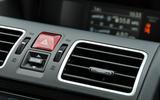 Subaru Forester air vents