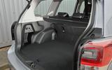 Subaru Forester boot