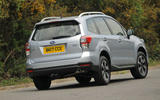 Subaru Forester rear