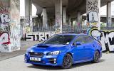 3 star Subaru Impreza WRX STI