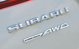 Subaru Outback badging