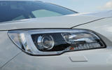Subaru Outback headlights