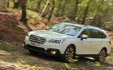 3.5 star Subaru Outback
