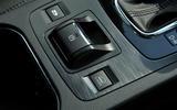 Subaru Outback parking brake