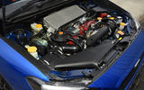 2.5-litre Subaru WRX STI boxer engine