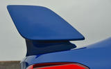 Subaru WRX STI rear wing