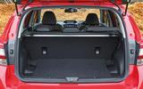Subaru XV 2.0i Lineartronic SE Premium boot