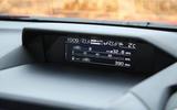 Subaru XV 2.0i Lineartronic SE Premium dashboard LCD screen