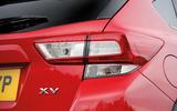 Subaru XV 2.0i Lineartronic SE Premium rear lights