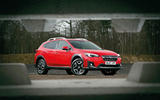 Subaru XV 2.0i Lineartronic SE Premium static verdict